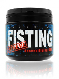 Push Fisting Extreme desensitizing gel 500 ml