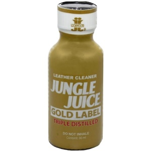 Jungle Juice Gold Label Triple Distilled 30 ml