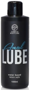 Cobeco Anal Lube Water Based 1000 ml