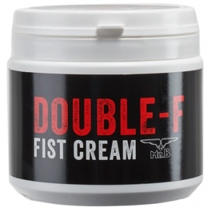 Mister B Double-F Fist Cream krem do fistingu 500 ml
