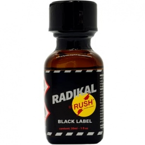 Radikal by Rush BLACK LABEL 30 ml