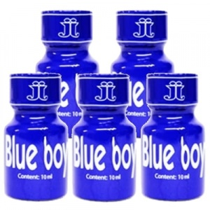 4+1 GRATIS Blue Boy 10 ml