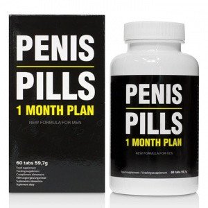 Penis Pills 1-month Plan 60 tabletek