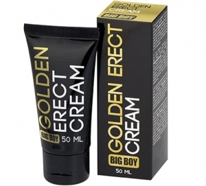 Big Boy Golden Erect Cream 50 ml