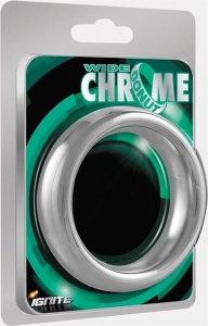Ignite WIDE Chrome DONUT Ring 38 mm - 1,5""