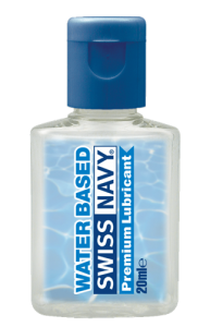 Swiss Navy Water Based 20 ml