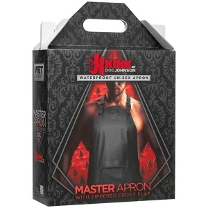 KINK Master Apron with Zipped Front Flap