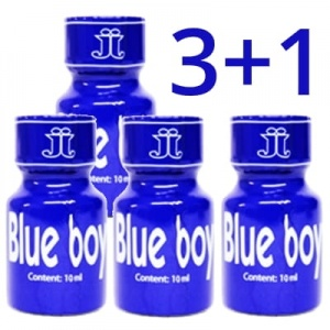 3+1 GRATIS Blue Boy 10 ml