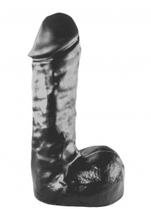 All Black AB65 Dildo