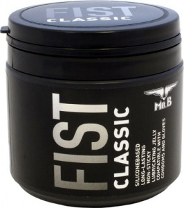 Mister B FIST CLASSIC Lube żel do fistingu 500 ml