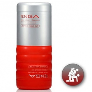 Tenga Cup Double Hole