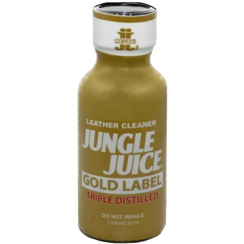 Jungle Juice Gold Label Triple Destilled 30 ml