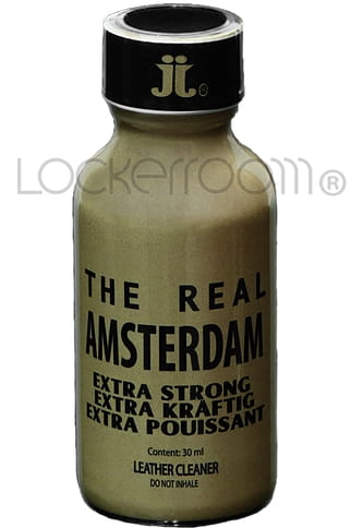 The Real Amsterdam Extra Strong 30 ml