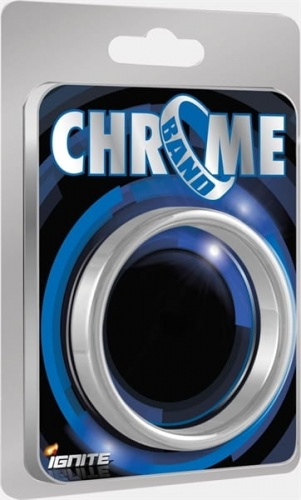Ignite Chrome Band Ring 38 mm - 1,5""