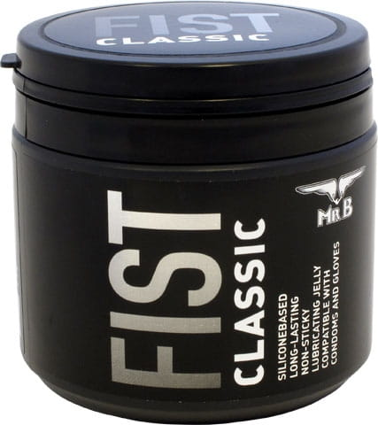 Mister B. FIST CLASSIC Lube żel do fistingu 500 ml